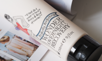 Percy & Reed Wonder Overnight Recovery Ночная маска Чудесное восстановление Отзыв