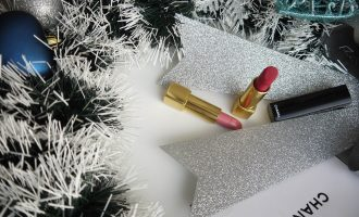Chanel Rouge Allure 237 & Rouge Allure Velvet 347. Review, Swatches. Rouge Noir Collection