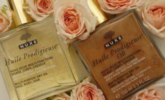 Легендарное масло Nuxe Huile Prodigieuse и Huile Prodigieuse OR