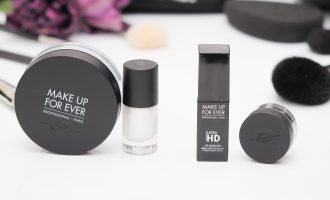 Make Up For Ever Новинки линии ULTRA HD & STARLIT