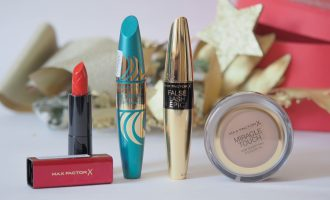 Max Factor: Marilyn Monroe, Voluptuous False Lash Effect, False Lash Effect Epic, Miracle Touch