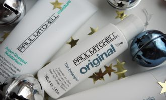 Paul Mitchell шампунь Original Shampoo One, увлажняющее средство Moisture, кондиционер The Detangler