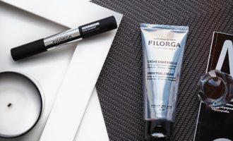 Новинки Filorga: Универсальный крем Universal Cream и Средство для ресниц и бровей Optim-Eyes Lashes & Brows