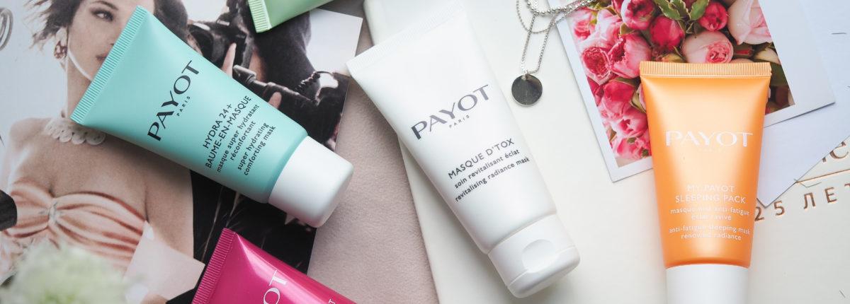 Payot — масочное удовольствие