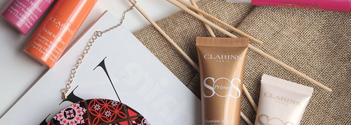 Летняя коллекция Clarins 2020 Sunkissed