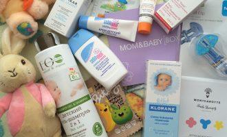 Специальный выпуск Allurebox Mom & Baby Box