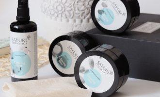 Sayuri Cosmetics Система очищения Glowing Skin Отзыв