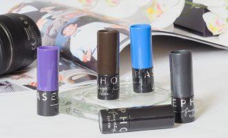 Sephora Подводка Fingertip: #Smart Black, #Easy Blue, #Lively Purple, #Vivid Brow, #Sparkling Grey