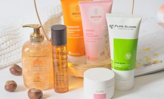 ТОП-5 Уход за телом: Swisso Logical, Weleda, Caudalie, Pure Suisse, Babor
