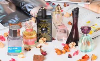 Новинки парфюмерии 2 часть: Kenzo, Esteban, Benetton, Shakira, Mary Kay
