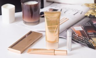 Jane Iredale: ВВ Cream Glow Time Mineral, Eye Shadow Kit Daytime, Longest Lash Mascara, Lip Drink