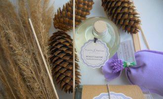 Новый бренд в России Plantes et Parfums