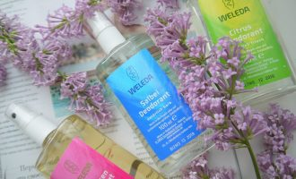 Weleda Дезодоранты с розой и шалфеем Wildrosen & Salbei Deodorant