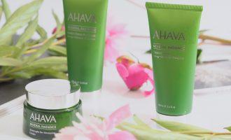 Новая линия AHAVA Mineral Radiance