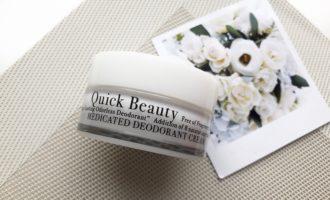 Кремовый дезодорант Quick Beauty